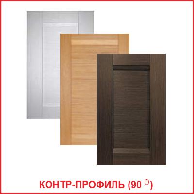 Fasady s kontr profilem Виды мебельных фасадов